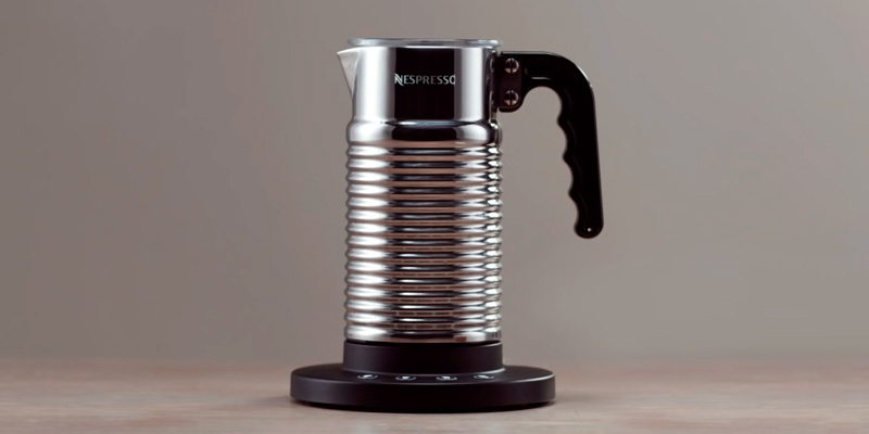 Review of Nespresso 4192-US Aeroccino4 Milk Frother