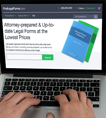 Review of FindLegalForms Limited Liability Co. Legal Forms