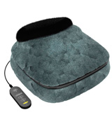 Gideon Cozy Heated Foot and Toe Warmer + Foot Massager