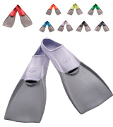 Speedo 7530039-Multi-M-Parent Rubber Swim Fins