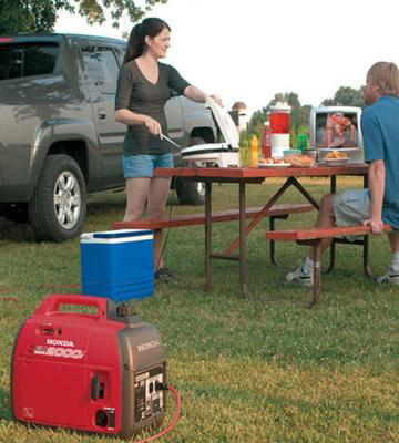 Review of Honda EU2000I Portable Generator with Inverter