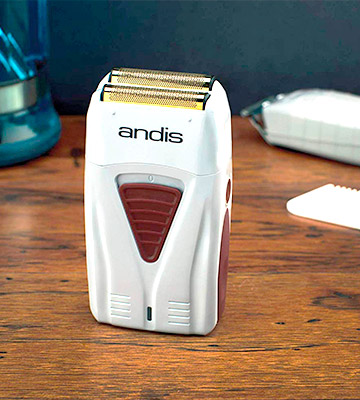 Review of Andis 17150 Profoil Lithium Foil Electric Shaver