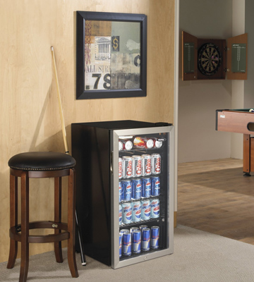 Review of Danby DBC120BLS Beverage Cooler Center