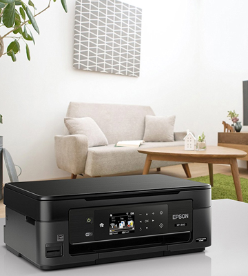 Review of Epson XP-440 Wireless Color Photo Printer with Scanner and Copier