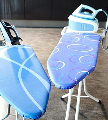 Review of Brabantia Ironing Board with Solid Steam Iron Rest