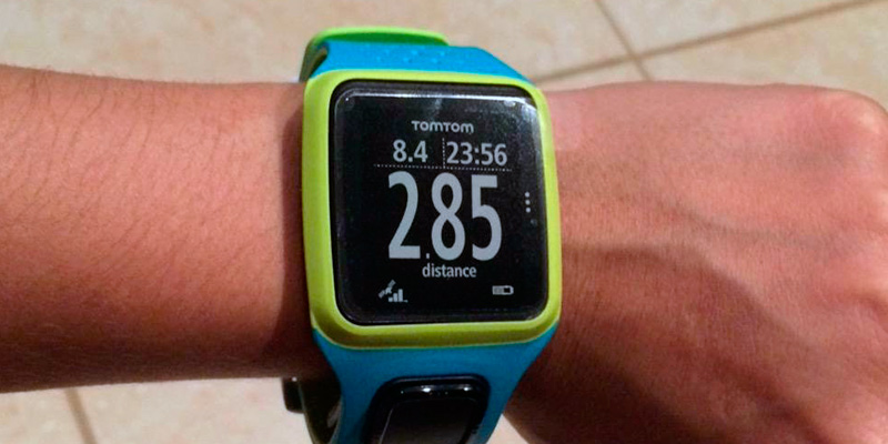 Detailed review of TomTom Runner GPS Watch