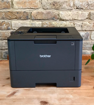 Review of Brother (HL-L5100DN) Monochrome Laser Printer with Duplex Mode