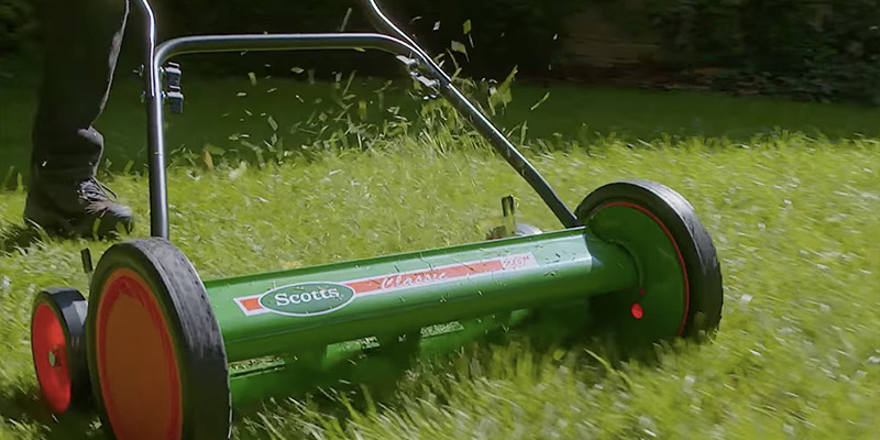 Review of Scotts 2000-20 Classic Push Reel Lawn Mower
