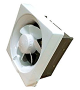 Professional Grade Products 9800396 Shutter Exhaust Fan