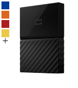 Western Digital My Passport Portable External Hard Drive
