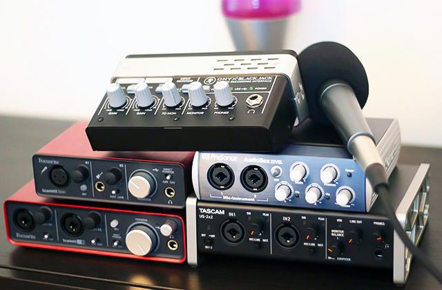 Best Audio Interfaces for Transforming Your Music into Digital Records