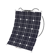 ALLPOWERS AP-SP-007-BLA Solar Panel 50W 18V/12V