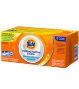 Tide Washing Machine Cleaner Detergent Carton