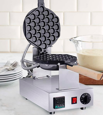 Review of Golden Elephant Bubble Automatic Waffle Maker Machine
