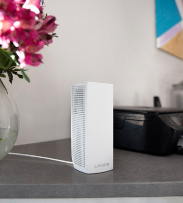 Review of Linksys Velop (WHW0303) AC2200 Tri-Band WiFi Mesh System (Pack of 3)