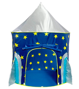 USA Toyz Rocket Ship Kids Tent