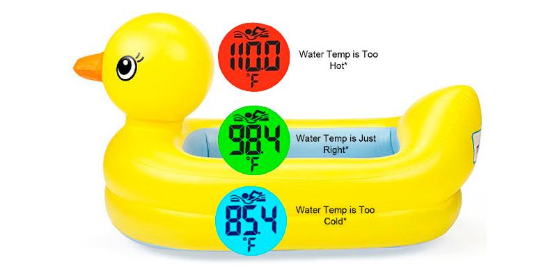 Detailed review of Munchkin Duck Inflatable Tub