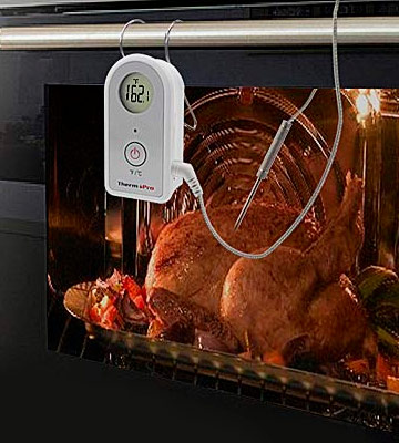 Review of ThermoPro TP21 Digital Wireless Meat Cooking BBQ Thermometer