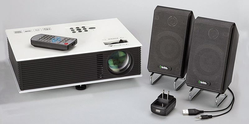 Detailed review of OEM TP60 LED Pico Projector