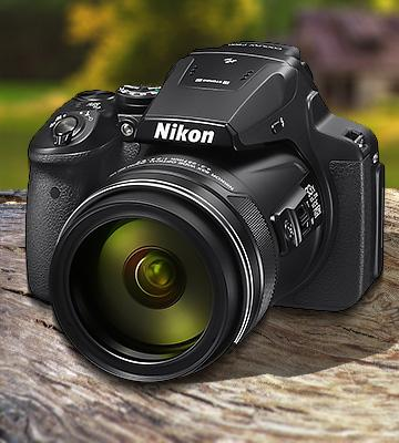 Review of Nikon COOLPIX P900 Wi-Fi Digital Camera