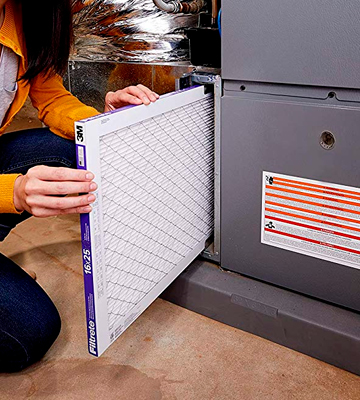 Review of Filtrete NADP01-2PK-2 16x25x4, AC Furnace Air Filter