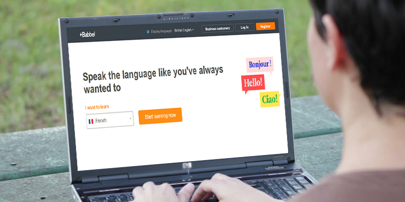Review of Babbel French online unlimited learning at a limited price