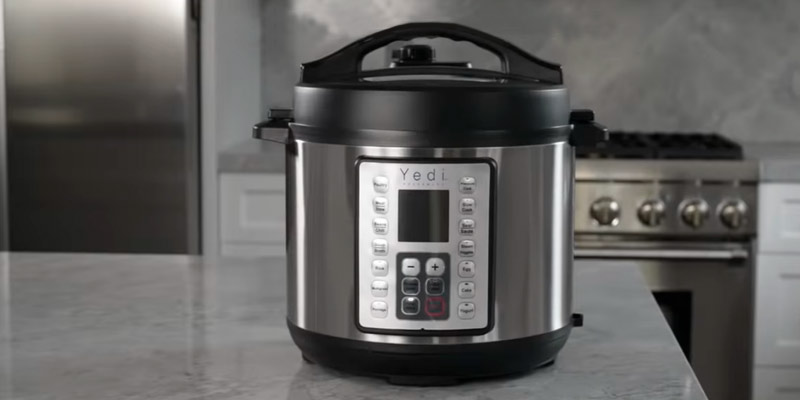 Review of Yedi 9-in-1 Total Package Instant Programmable Pressure Cooker