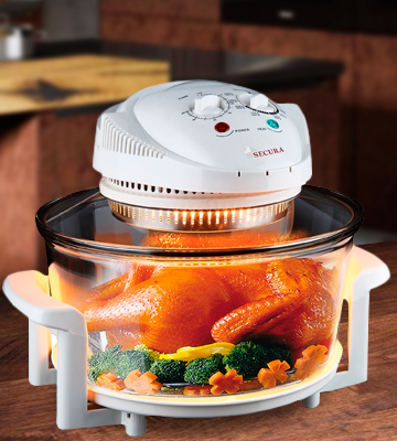 Review of Secura 787MH Turbo Countertop Convection Oven