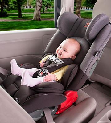 Review of Diono Radian RXT Convertible Car Seat