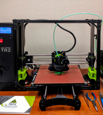 Review of LulzBot TAZ 6 3D Printer