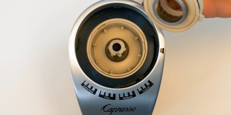 Detailed review of Capresso 560.04 Infinity Conical Burr Grinder