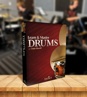 Review of Learn and master DVD Drum course