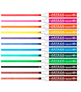 ARTEZA Dry Erase Markers 12 Assorted Colors