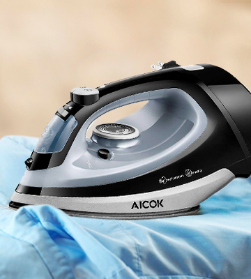 Review of Aicok ES2345 Steam Iron with Retractable Cord