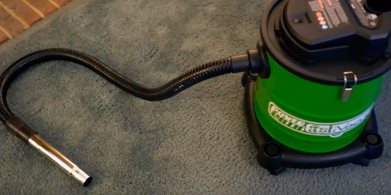 Review of PowerSmith PAVC101 Ash Vacuum