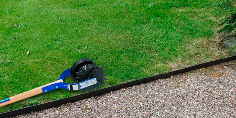 Review of Seymour We-52 Double Wheel Lawn Edger
