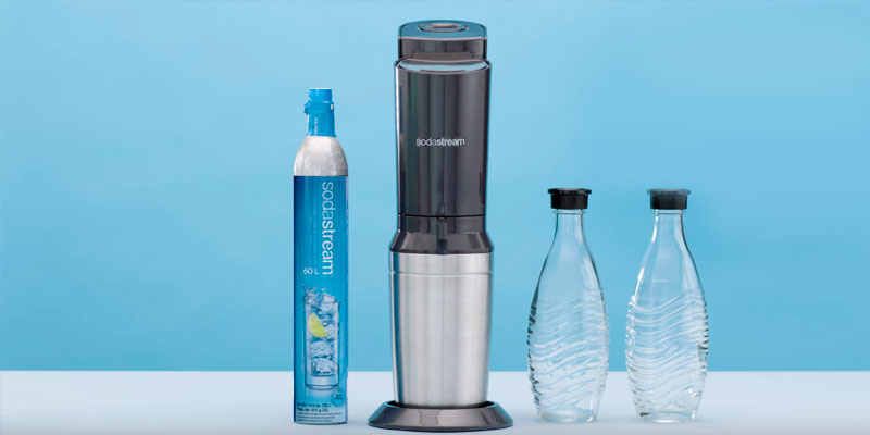Review of SodaStream Aqua Fizz Sparkling Water Machine
