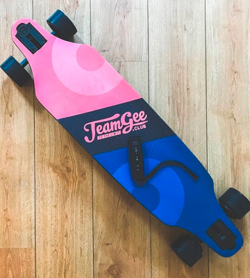 Review of Teamgee H9 Electric Longboard