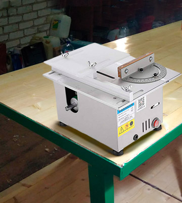 Review of BACHIN T6 Mini Precision Table Saw