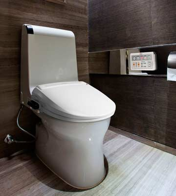 review of biobidet supreme bb1000 elongated bidet toilet