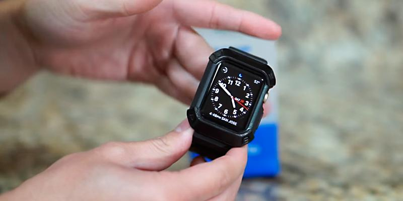 Review of Supcase Unicorn Beetle PRO Apple Watch Protective Case