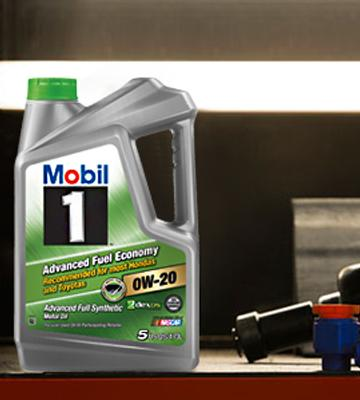 Review of Mobil 1 0W-20 (120758) Advanced Full Synthetic