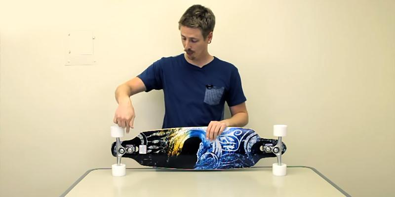 Review of Sector 9 Cruiser Freeride Complete Longboard