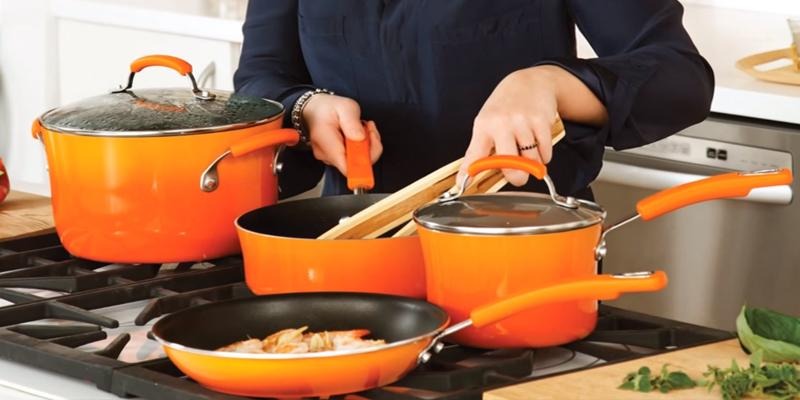 Review of Rachael Ray 11480 Hard Enamel Nonstick
