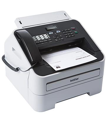 Review of Brother FAX-2840 Fax Machine