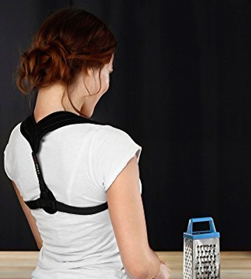 Review of Leramed Posture Support Posture Corrector For Women Men