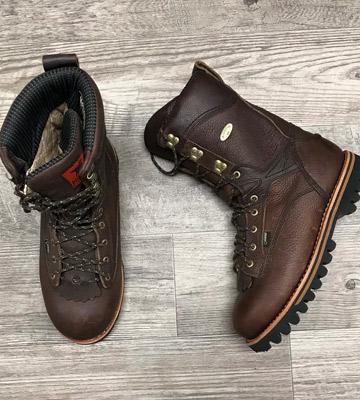 Review of Irish Setter 860 Elk Tracker Waterproof Hunting Boots