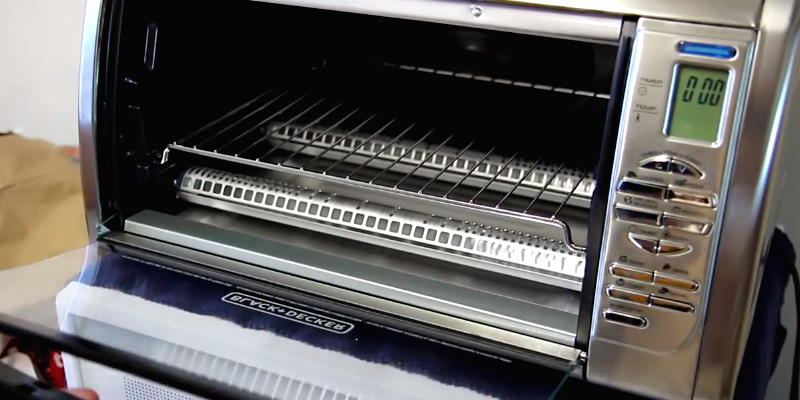 Detailed review of BLACK + DECKER CTO6335S Digital Toaster Oven