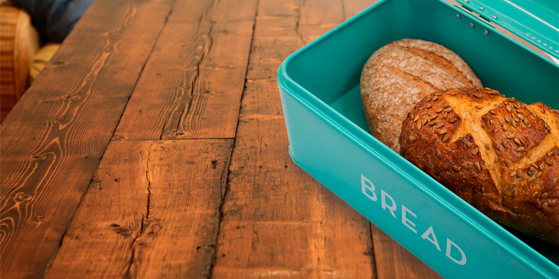 Now Designs 5003496 Bread Bin in the use
