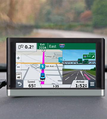 Review of Garmin nüvi 2597LMT Bluetooth Portable Vehicle GPS